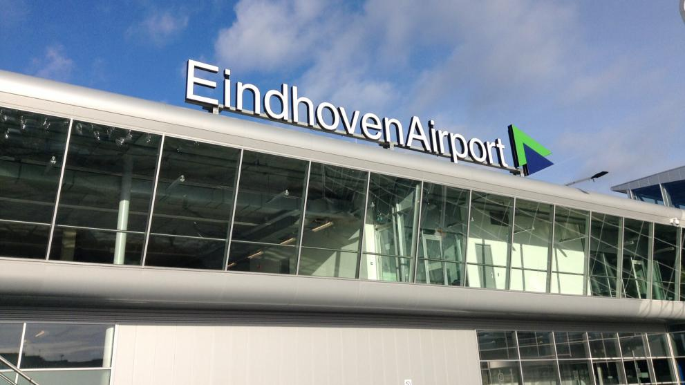 Foto van Eindhoven airport
